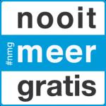 logo #nmg #nooitmeergratis